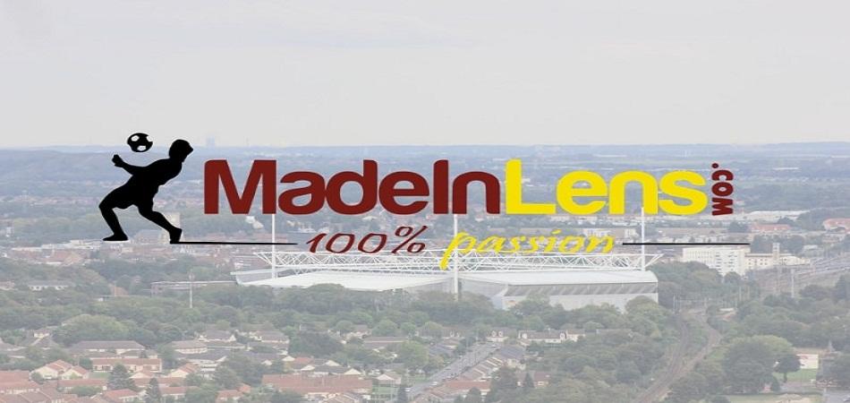 MadeInLens vous informe sur le RC Lens